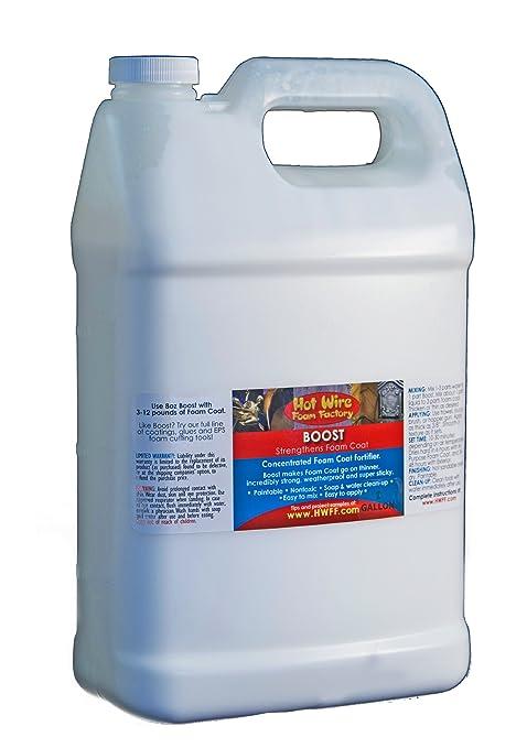 Hot Wire Foam Factory Boost Liquid Fortifier for Strengthening Foam ...