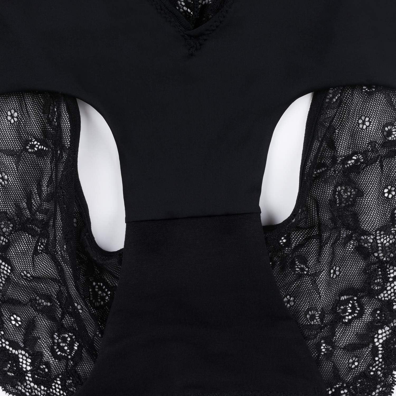 Sunm Boutique Womens Bikini Panties Underwear Lace Hipster Seamless Underwear