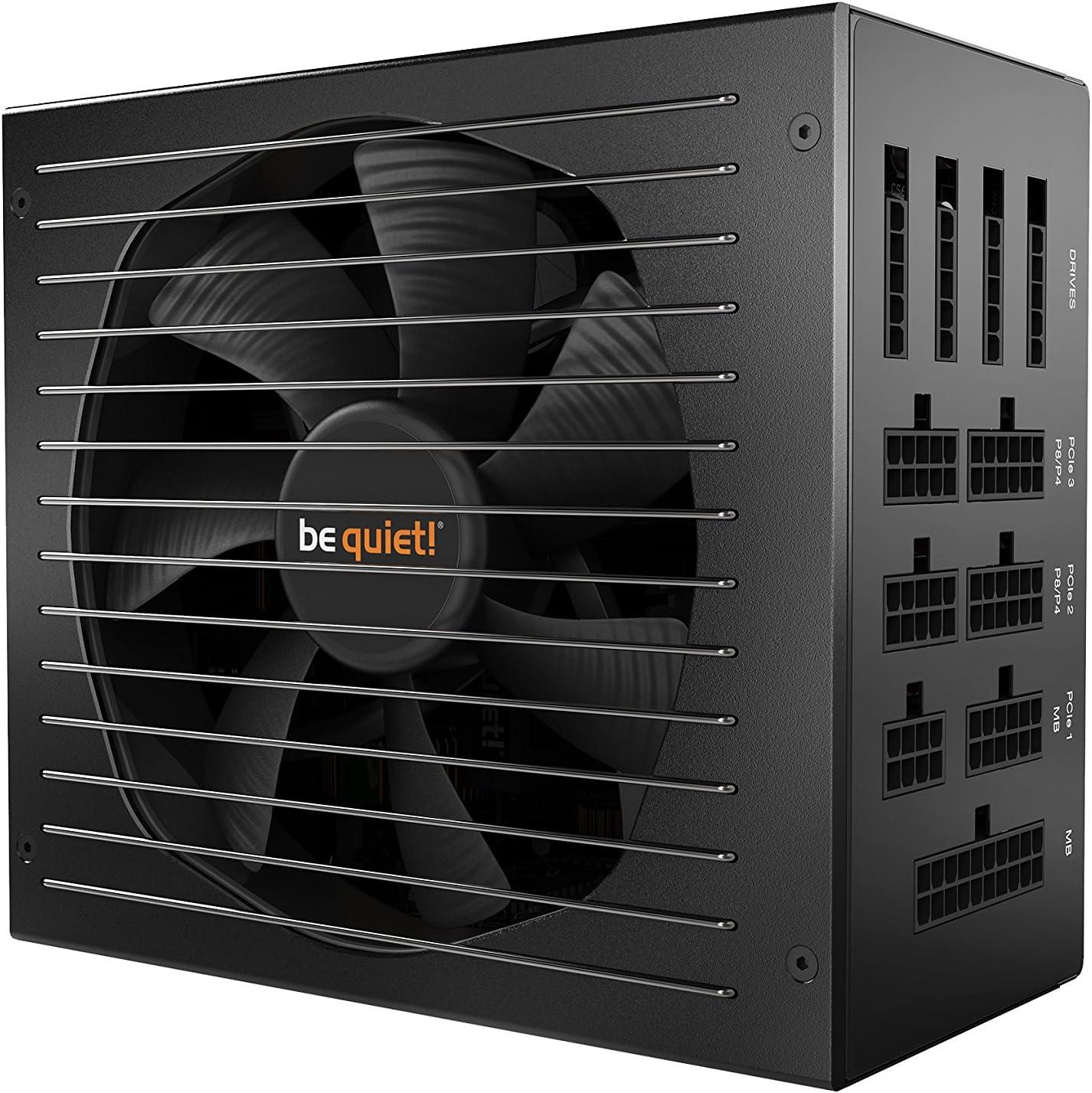 Be Quiet BN284 - Fuente de alimentación ATX (850W) Color Negro