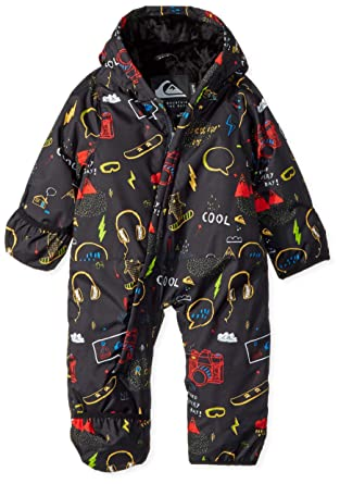 98d37c5d6c Quiksilver Snow Baby Boys' Little Rookie One Piece Suit