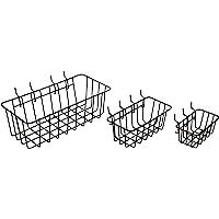 Dorman Hardware 4-9845 Peggable Wire Basket Set, 3-Pack