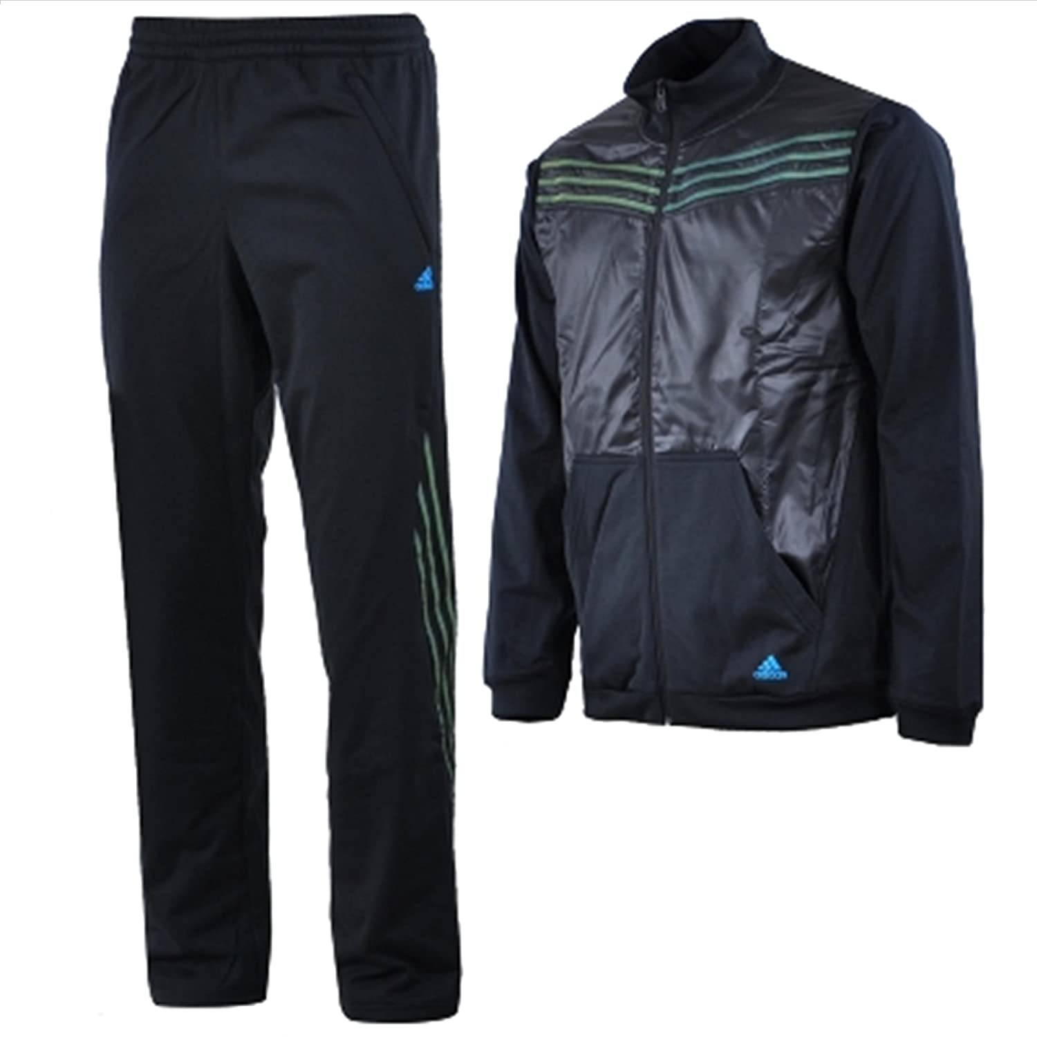 Adidas Mens Tracksuit Street Wv Oh Size M