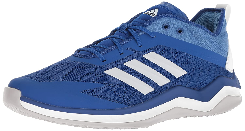 adidas Men's Speed Trainer 4 Baseball Shoe B076936SBG 8.5 D(M) US Collegiate Royal/Crystal White/Trace Royal