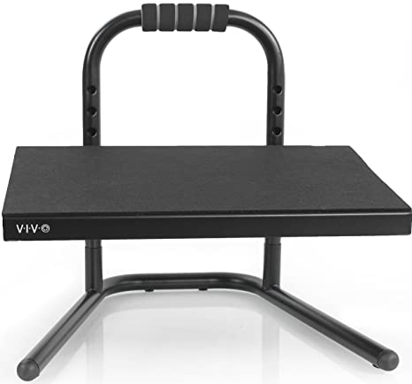 co desk computer skyglass footstool for foot