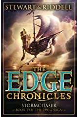 The Edge Chronicles 5: Stormchaser: Second Book of Twig Kindle Edition