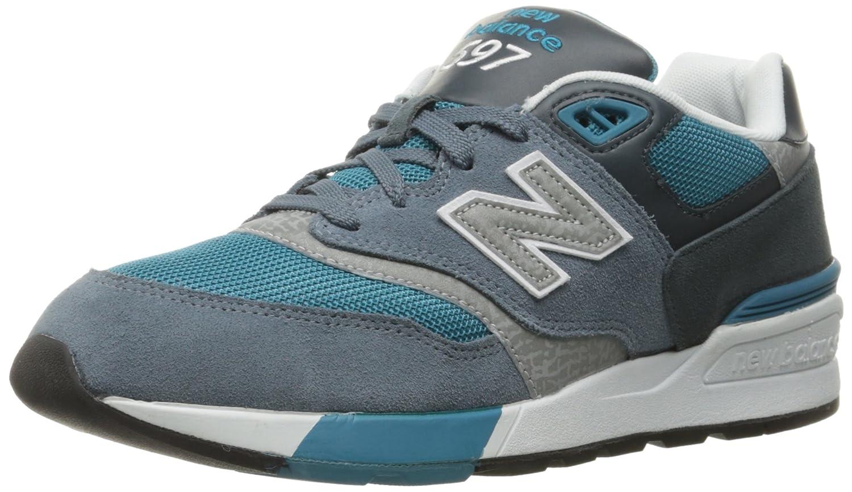 [ニューバランス] New Balance 597 - メンズ ランニング [並行輸入品] B071P3LZQC US06.5 Harbor Blue/Orca/Dark Cyan