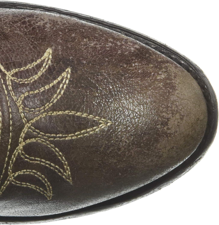 Stetson Womens Cam Western Boot