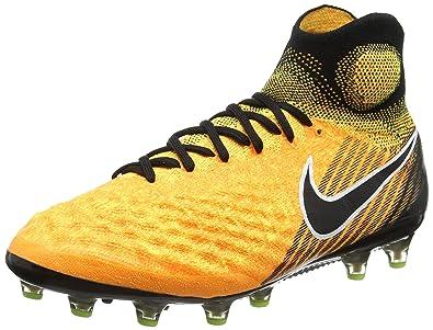 the latest 04b1c 41e48 Nike Herren Magista Obra II AG-Pro Fußballschuhe Laser OrangeBlack  Volt-White