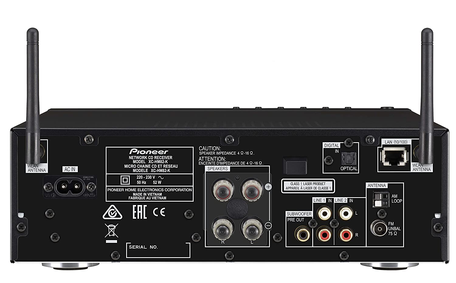 Pioneer X-HM82-K Sound System Driver for Windows 10