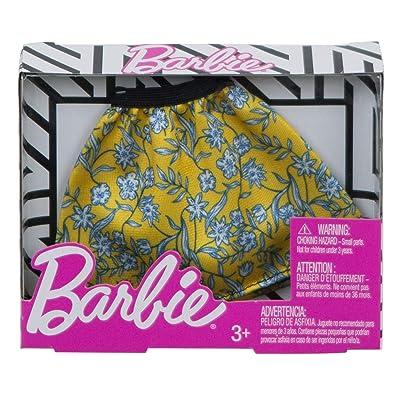 Barbie Floral Skater Skirt Fashion, Multicolor: Toys & Games