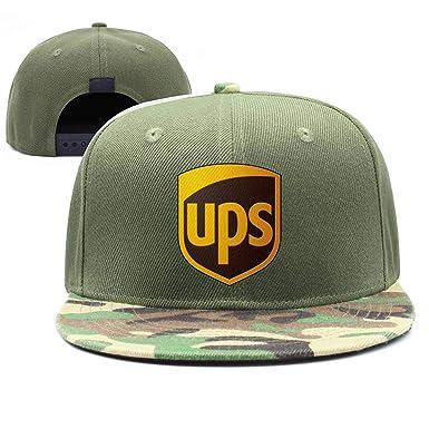 154cdbe126d23 Salahe Mens Womens Army-Green Cool Adjustable Basketball Hat at ...