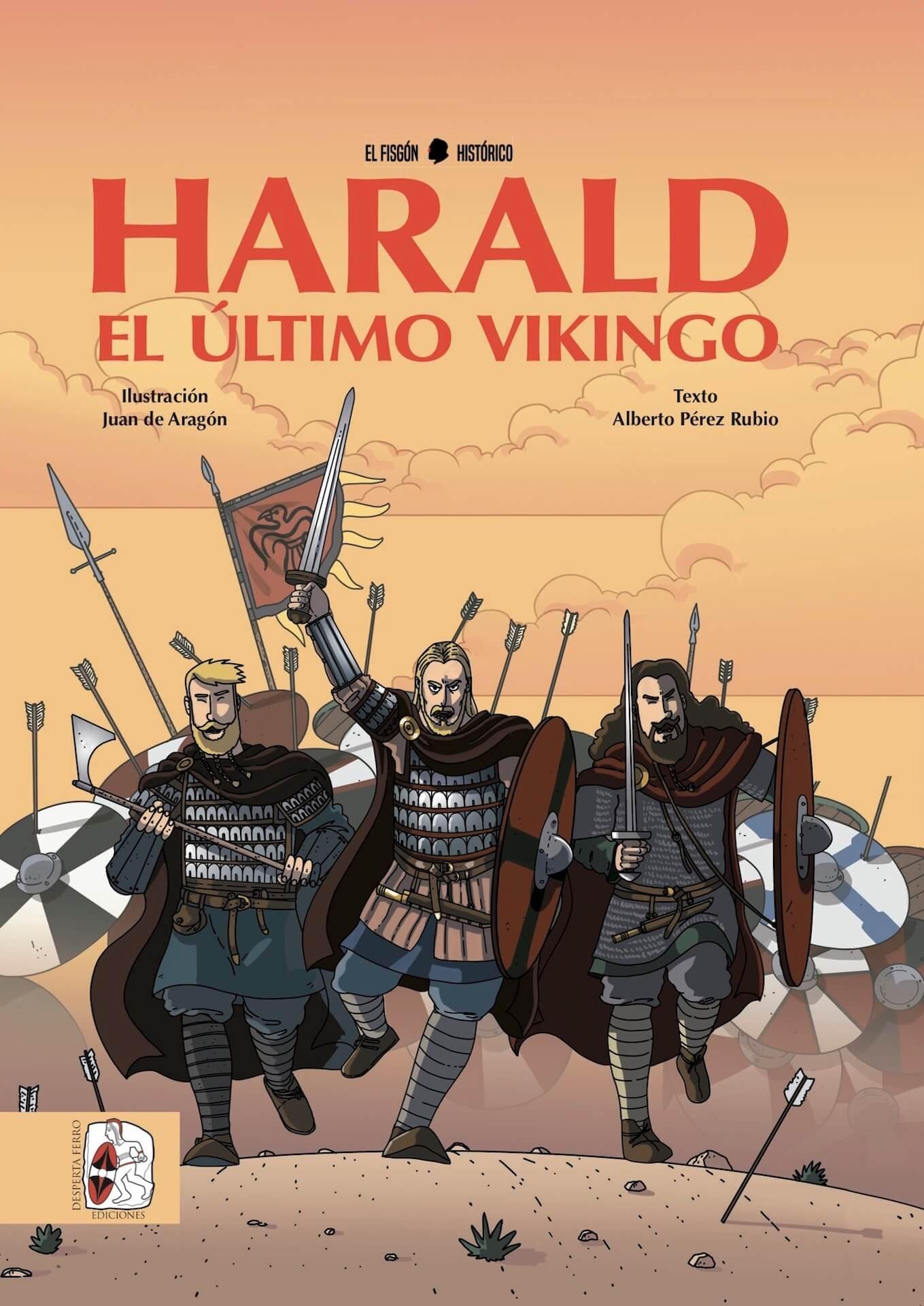 Harald, el último vikingo: 1 (Historietas): Amazon.es: El Fisgón ...
