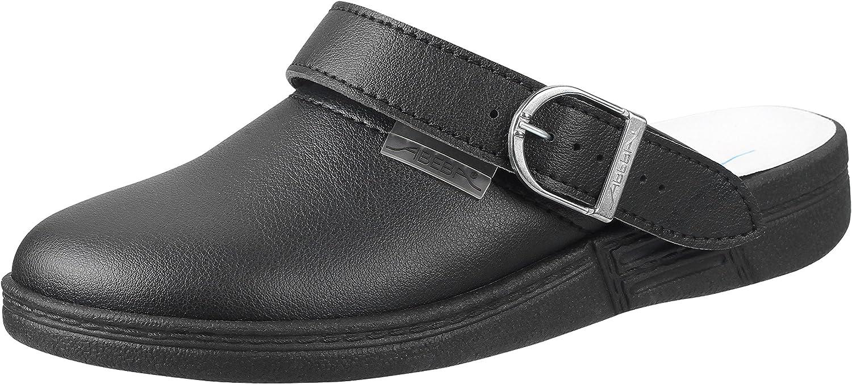 Abeba 77031-36 The Original Chaussure Sabot Taille 36 Noir