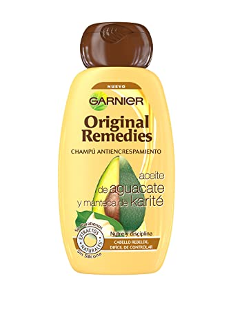 ORIGINAL REMEDIES champú aguacate y karité 250 ml