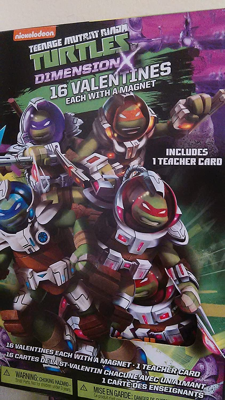 Amazon.com : Teenage Mutant Ninja Turtles (TMNT) 16 ...