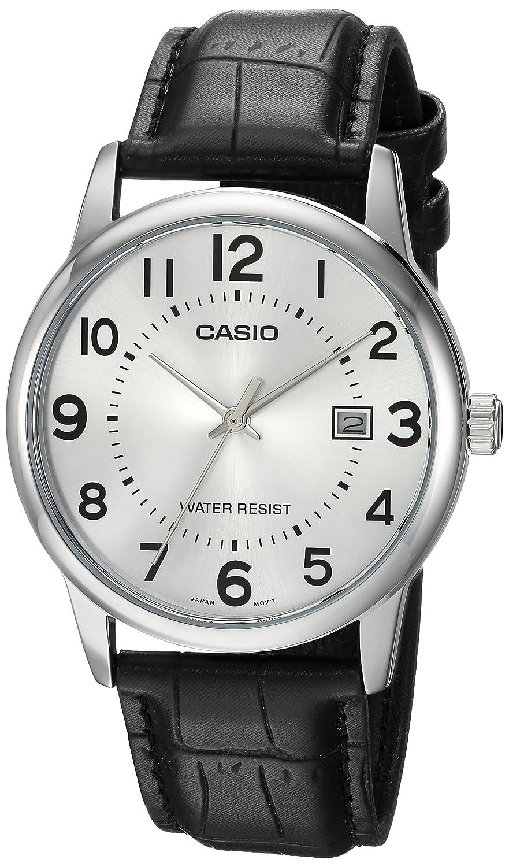 Buy Mtp V002l 7budf Casio Wristwatch Online At Low Prices In India Ltp 1378l 2e Women Quartz Watch Blue