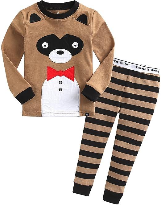 Vaenait - Pijama de bebé para Halloween, tallas XS-XL, pijama de manga