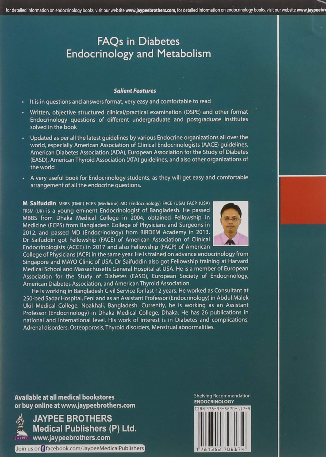 Buy Faqs In Diabetes Endocrinology And Metabolism Book