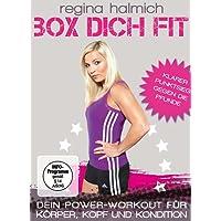 Regina Halmich - Box dich fit [Alemania] [DVD]
