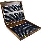 Derwent Studio Confezione da 48 Matite Colorate in Scatola di Legno