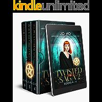 Twisted Saga 2: Twisted Books 4 - 6