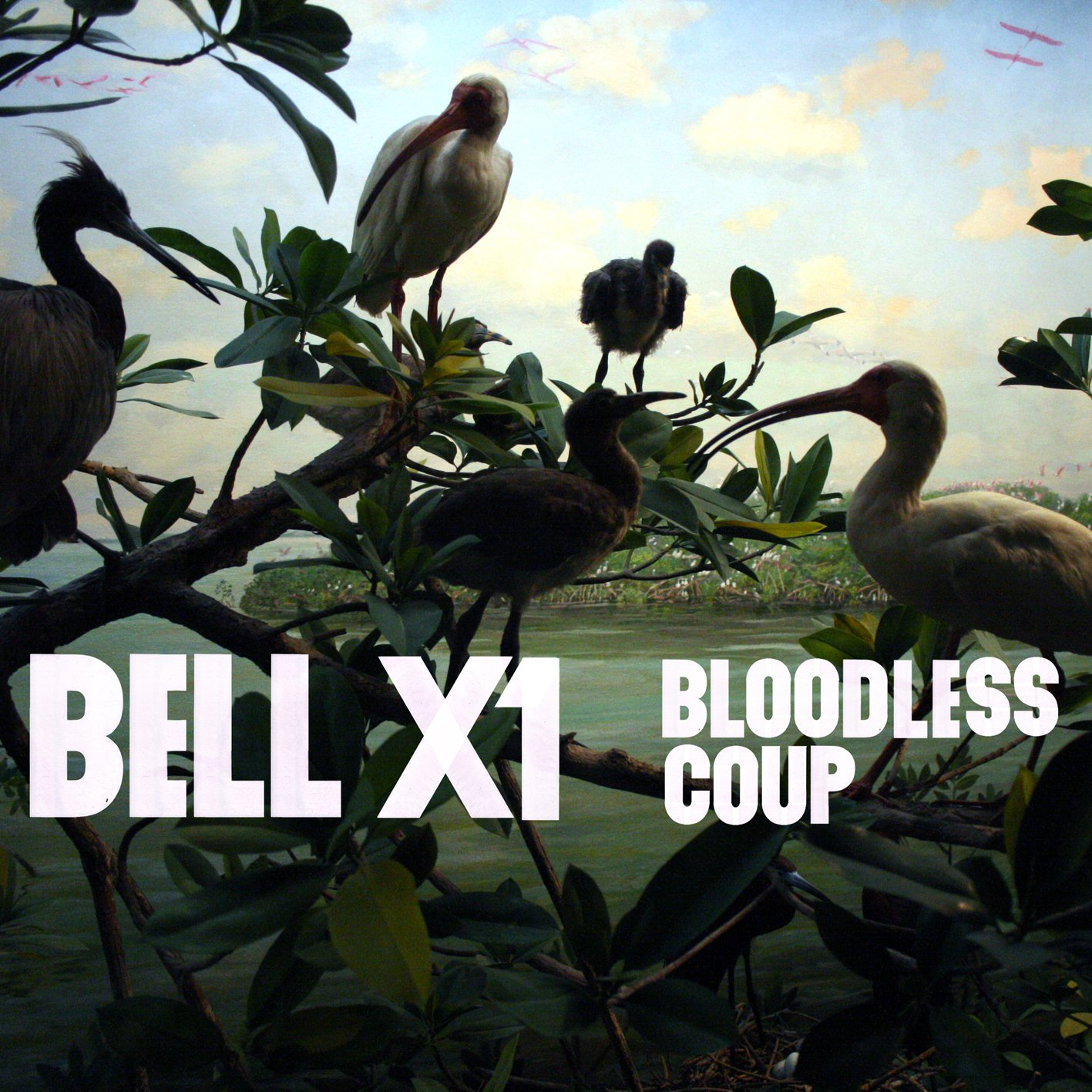 CD : Bell X1 - Bloodless Cup (Digipack Packaging)