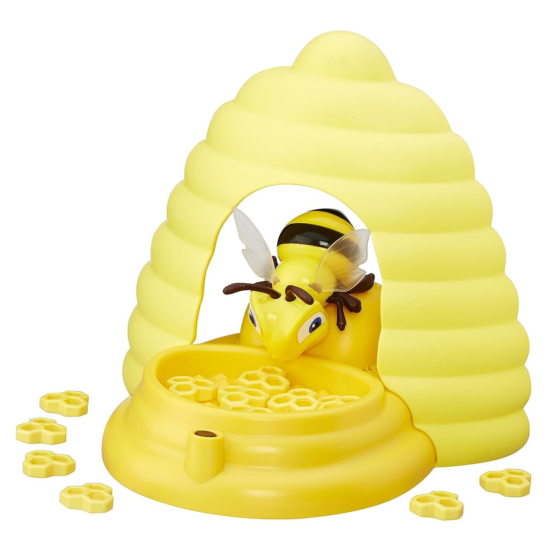 Honigklau im Bienenbau Hasbro Spiele B5355100 Vorschulspiel