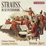 Strauss in St Petersburg [Olga Zaitseva; Estonian National Male Choir; Estonian National Symphony Orchestra; Neeme Jarvi] [Chandos : CHAN 10937]