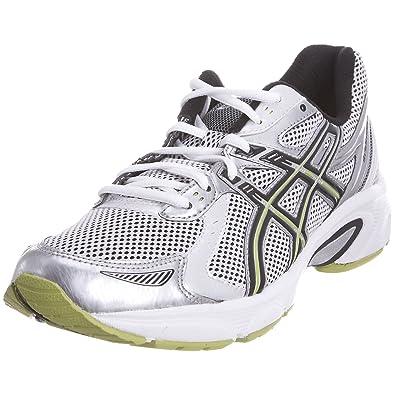 ASICS Men s Gel Blackhawk 4 M White Black Lime Trainer T0F4N0188 12 UK 43748d81c1
