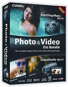 Corel Photo & Video Pro X3 Bundle [Old Version]