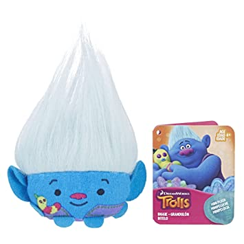 DreamWorks Trolls Biggie Mini Plush