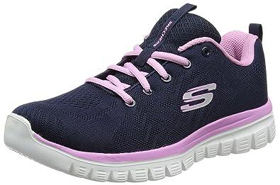 brand new f6a97 7b45d Skechers Damen 12615 Sneaker