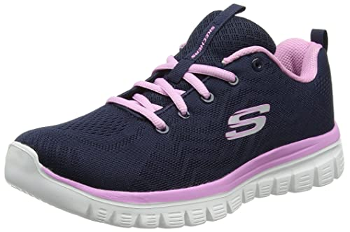 39c532163c458 Skechers Women 12615 Low-Top Trainers: Amazon.co.uk: Shoes & Bags