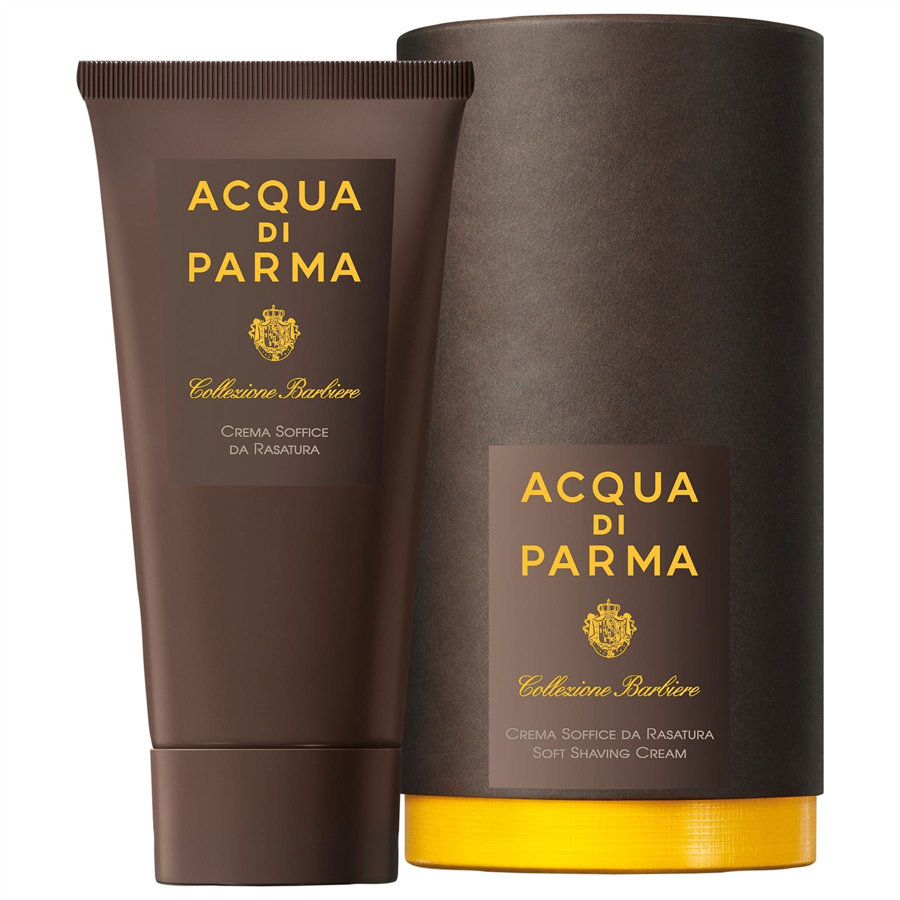 Acqua di Parma Collezione Barbiere Shave Cream Tube 75ml - Pack of 6