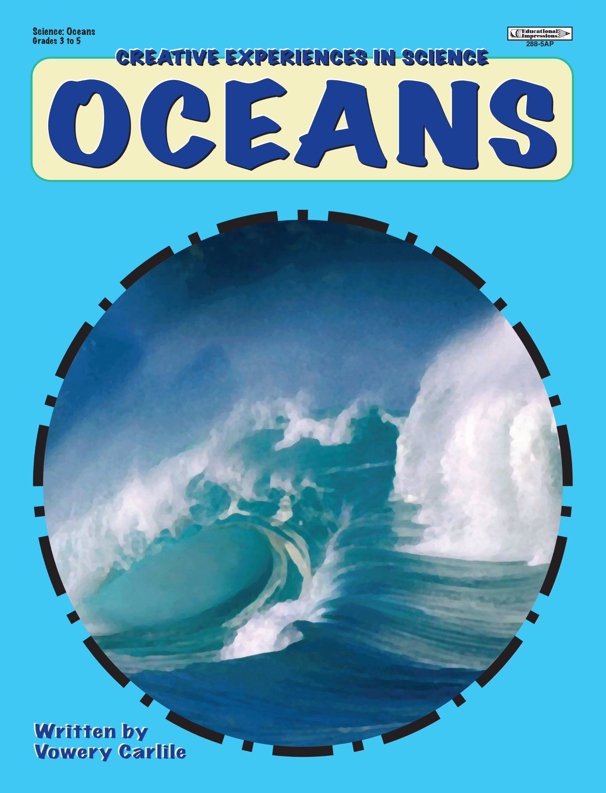 Read Online CREATIVE EXPERIENCES IN SCIENCE: OCEANS pdf