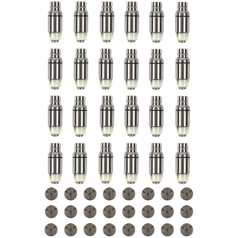 Fits 93-10 CHRYSLER//DODGE//PLYMOUTH 3.5L SOHC V6 24 VALVES BRAND NEW 24V ENGINE VALVE LIFTERS 3497cc//215cid