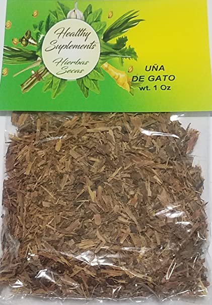 Amazon.com : Uña de Gato/Cats Claw Bark (Hierba-Tea) 1oz : Everything Else