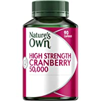 Nature's Own High Strength Cranberry 50,000 - 90 Capsules