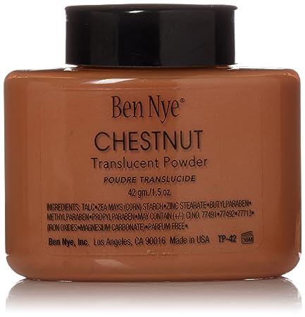 Ben Nye Chestnut Powder 42gm 1.5oz