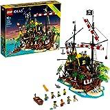 LEGO Ideas Pirates of Barracuda Bay 21322...