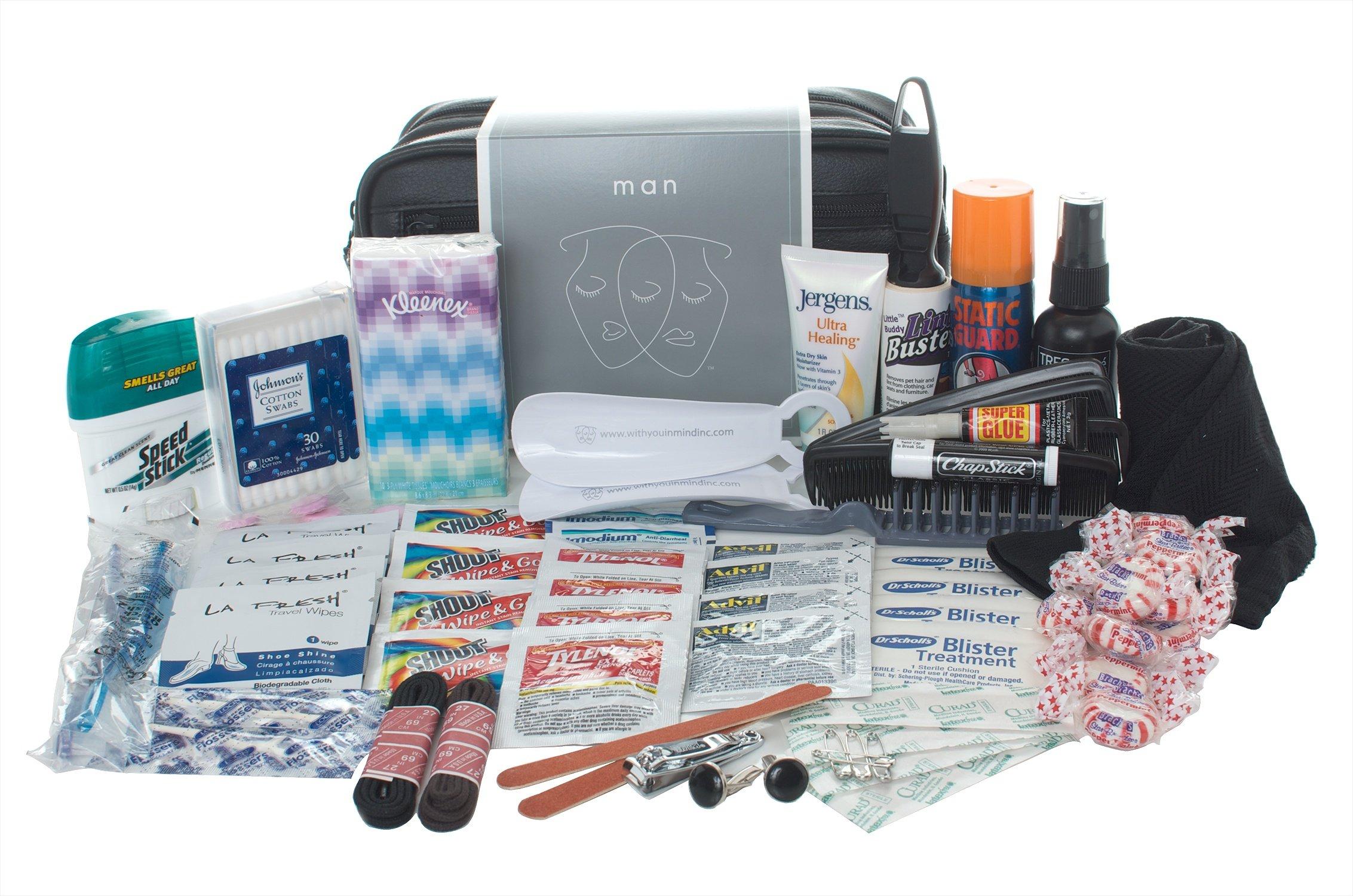Amazon.com: With You in Mind, inc. - Wedding Day Emergency Kit (1 ...