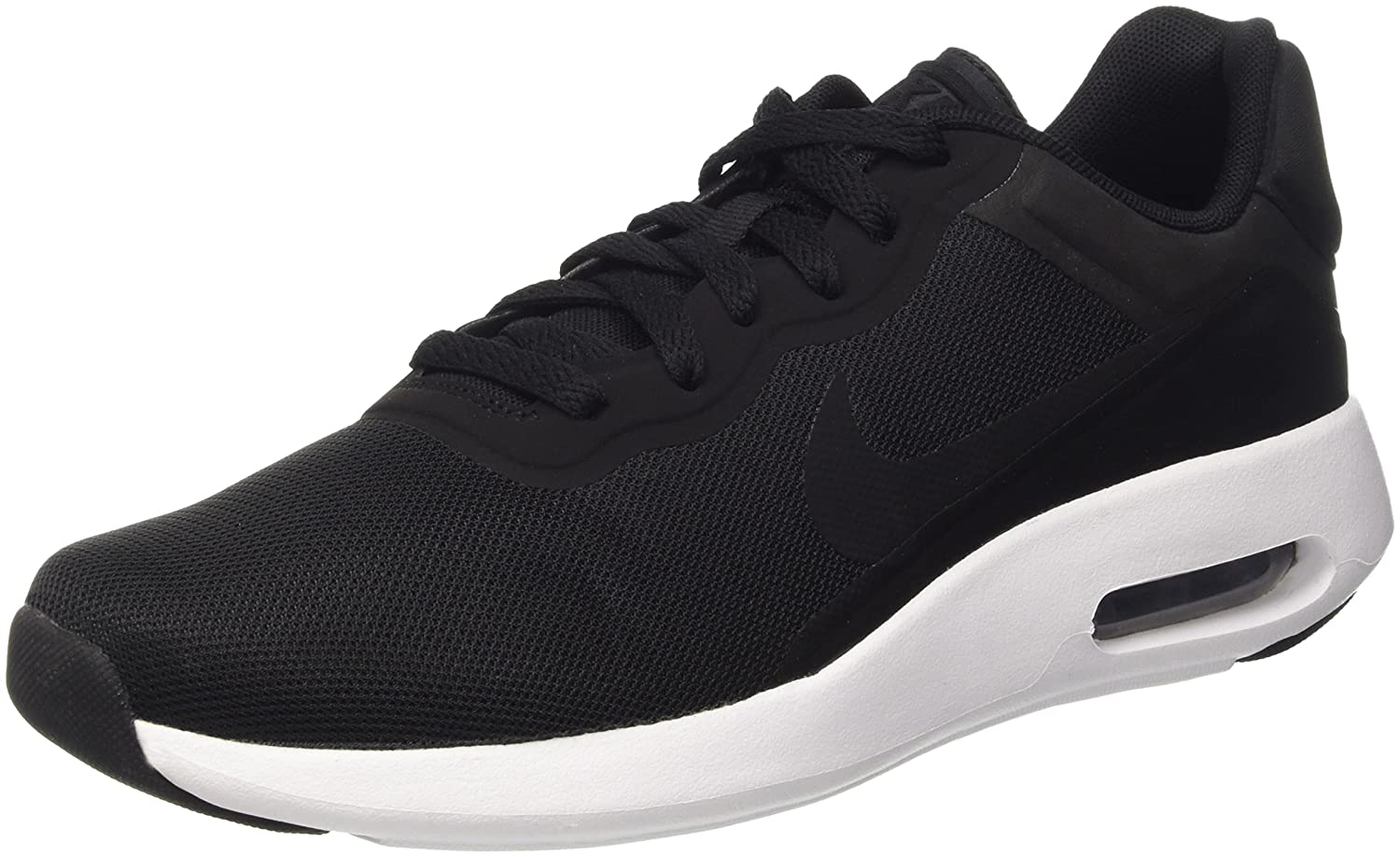 NIKE Air Max Modern Essential Mens Running Trainers 844874 Sneakers Shoes B01HXEKJPG 12 M US|Black/Black-anthracite-white