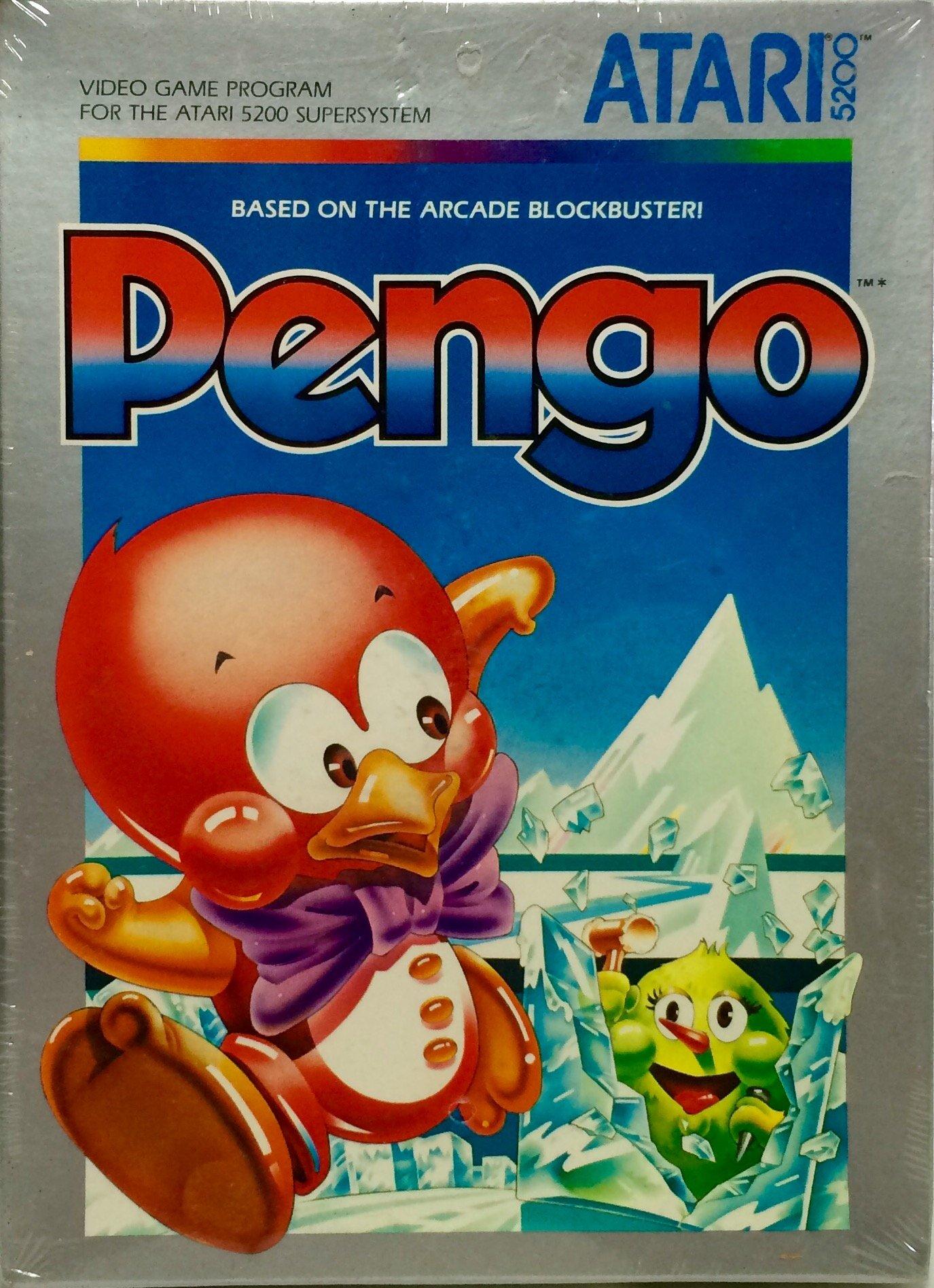 Pengo by Atari (Image #1)