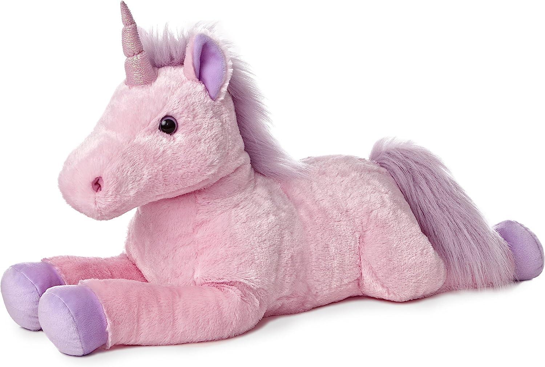 Aurora World Super Flopsie Celestia Horse Plush