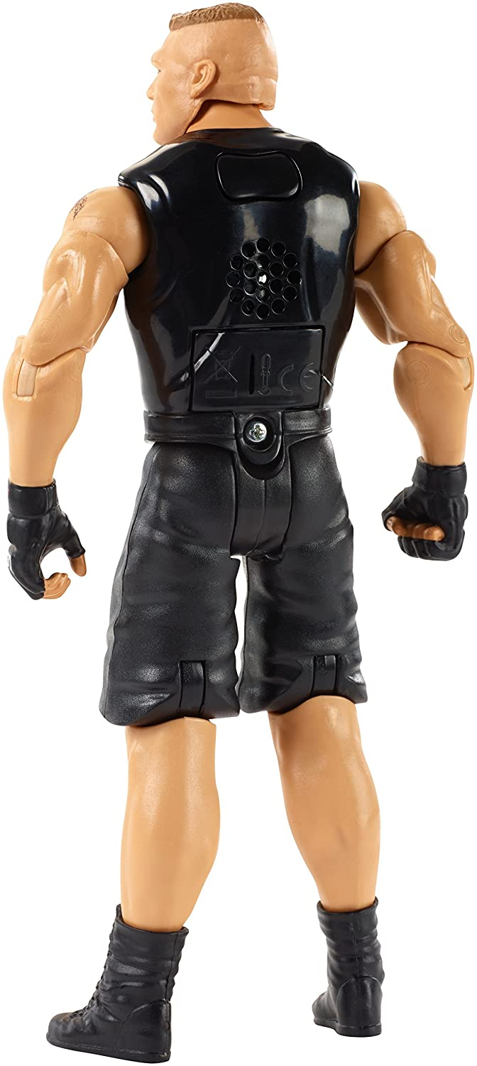 6 6 Mattel DXG88 WWE Tough Talkers Brock Lesnar Figure