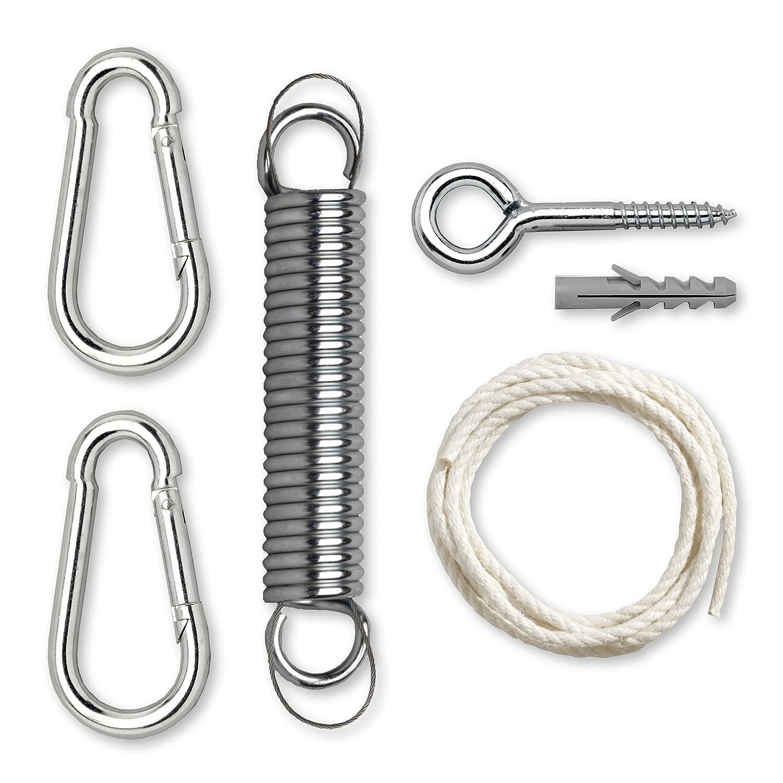 La Siesta corda in poliestere, 3m, colore nero PS300-9