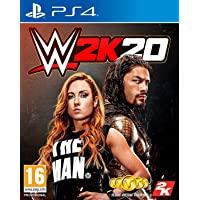 WWE 2K20 Standart Edition(PS4)