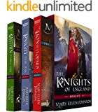 The Knights of England Boxed Set, Books 1-3: Three Complete Historical Medieval Romance (The Knights of England Series)