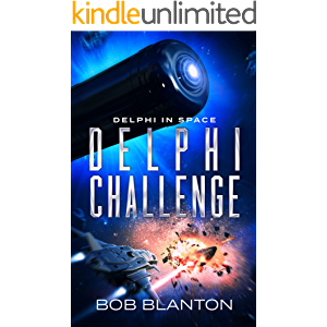 Delphi Challenge (Delphi in Space Book 9)