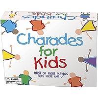 Pressman Toys 3009-12 Charades for Kids, Multicolor